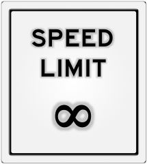 [Hoard: No Speed Limit]